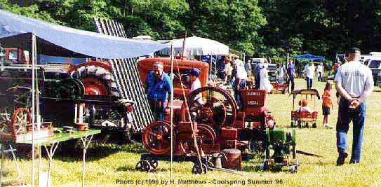 Coolspring Summer '96 Engine Show