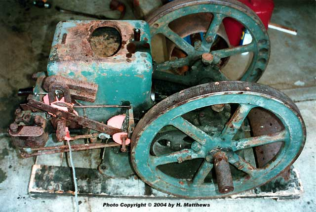Fairbanks Morse Kerosene Engines