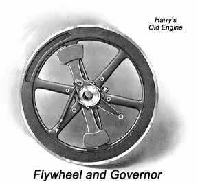 Flywheel and Governor