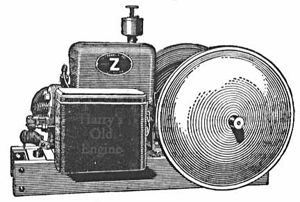 Fairbanks Morse 2 H.P. Buzz Coil