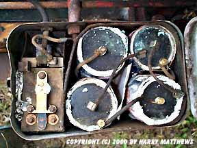 Fairbanks Morse 2 H.P. Battery and Coil box