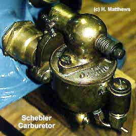 Schebler Carburetor