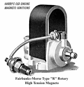 Magneto Ignition for Gas Engines - Sparkplug Magnetos
