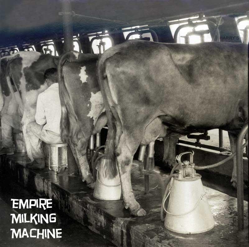 Milk Barn