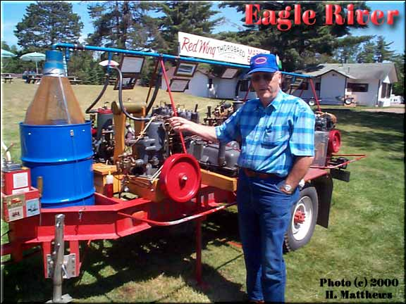 Red Wing Marine Engines