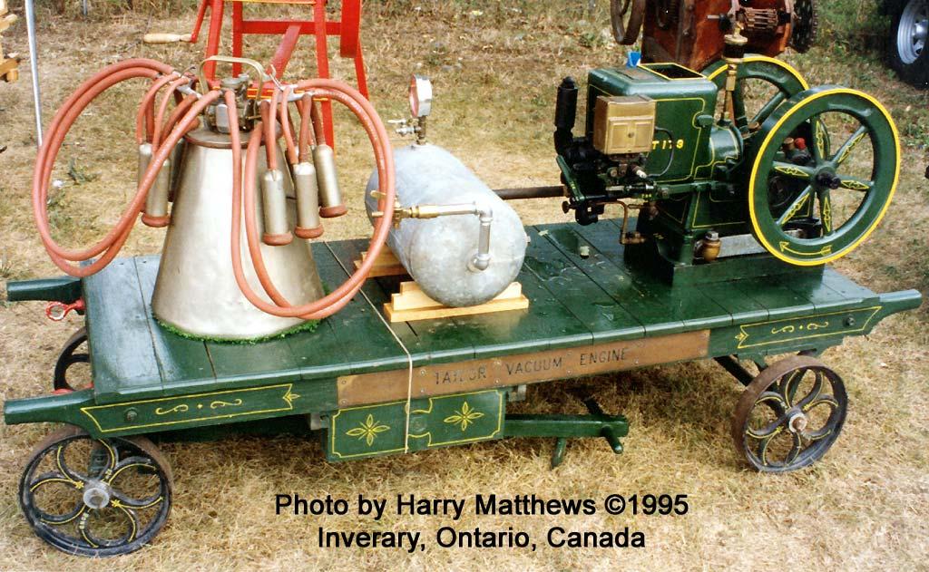 Taylor Vacuum Engine
