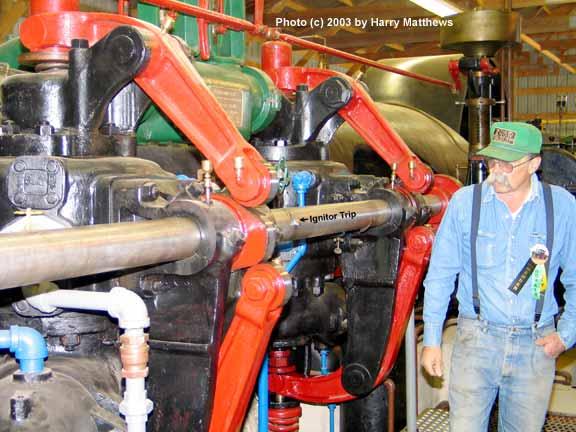 3 Phase Generator >> Western Minnesota Steam Threshers Reunion at Rollag