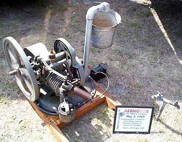 Aermotor Windmill Engine Antique Gasoline Engine Water Pump