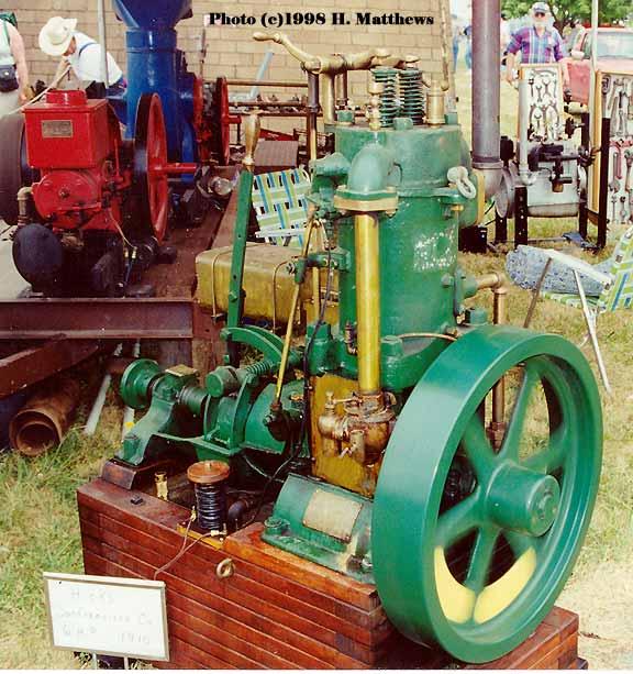 Antique Engine Show At Brooks Oregon